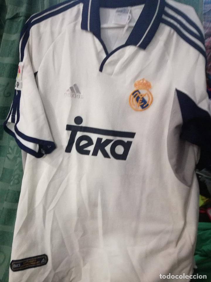 58ae6bb9f1d raul real madrid m camiseta futbol football shi - Comprar Camisetas ...