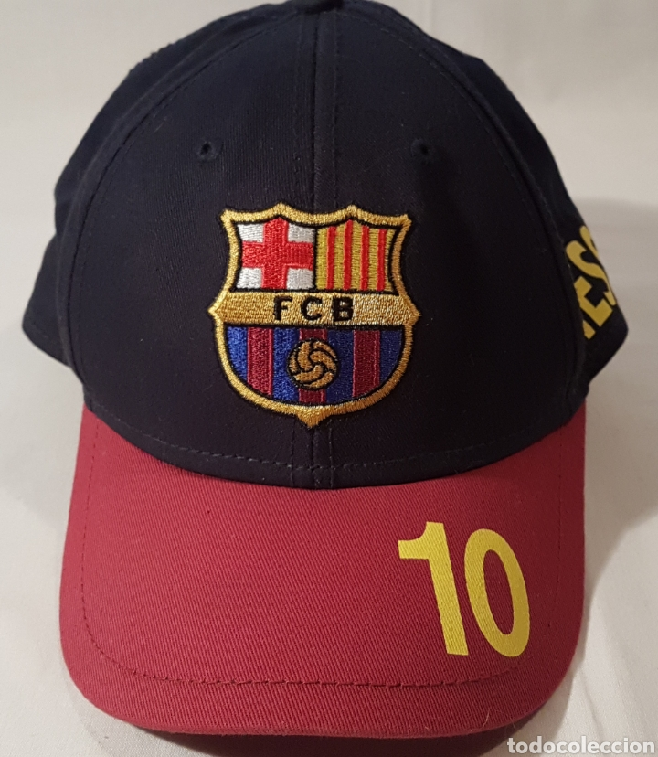 8ef9aa0b2c822 Coleccionismo deportivo  GORRA OFICIAL FUTBOL CLUB BARCELONA MESSI 10 -  Foto 2 - 150140796