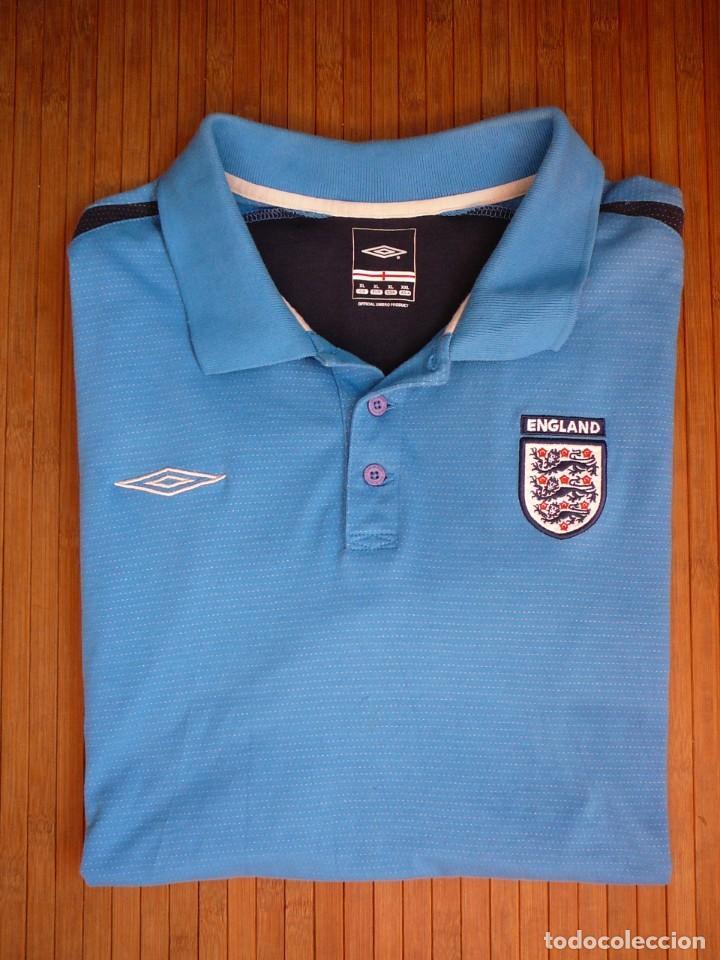 camiseta de futbol umbro england. inglaterra. p - Comprar Camisetas de Fútbol en todocoleccion ...