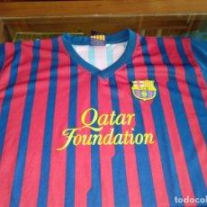 Coleccionismo deportivo: CAMISETA OFICIAL FUTBOL CLUB BARCELONA TALLA 14. Lote 150558950