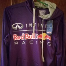 Coleccionismo deportivo: RED BULL M SUDADERA JERSEY F1 TEAM RACING . Lote 152528084