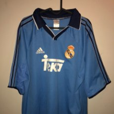 Coleccionismo deportivo: CAMISETA REAL MADRID TEKA. Lote 150692132