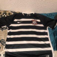Coleccionismo deportivo: CAMISETA NIKE S.C.CORINTHIANS PAULISTA 2015 BRASIL. Lote 151037568