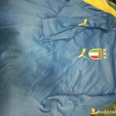 Coleccionismo deportivo: ITALIA CALCIO MAGLIA XL FOOTBALL FUTBOL CAMISETA SHIRT. Lote 151281226