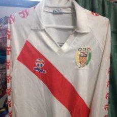 Collectionnisme sportif: CF HOSPITALET L FOOTBALL FUTBOL CAMISETA SHIRT . Lote 151293426