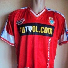 Coleccionismo deportivo: (F-190235)CAMISETA JONH SMITH R.C.D.ESPANYOL - DORSAL 7. Lote 151484438