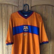 Coleccionismo deportivo: ANTIGUA CAMISETA DEL F.C. BARCELONA. Lote 151488641