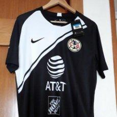 Coleccionismo deportivo: CAMISETA RESERVA AMÉRICA MEXICO 2018 A. IBARGUEN. Lote 151695682