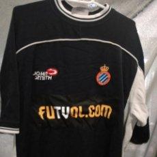 Coleccionismo deportivo: RCD ESPANYOL JERSEY XL CAMISETA FUTBOL FOOTBALL SHIRT . Lote 151904070