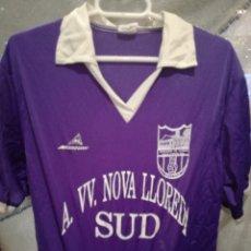 Coleccionismo deportivo: VINTAGE LLOREDA SUD M CAMISETA FUTBOL FOOTBALL SHIRT . Lote 151904182