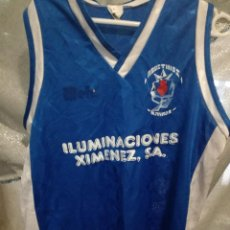 Coleccionismo deportivo: AGUSTINOS DE GRANADA L BASKET BASQUET CAMISETA SHIRT . Lote 151905566