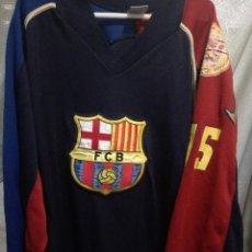 Coleccionismo deportivo: FC BARCELONA MATCH WORN HOCKEY ICE HIELO XXXL CAMISETA JERSEY . Lote 151905714