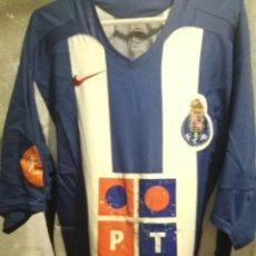 Colecionismo desportivo: PORTO FC PORTUGAL XL CAMISETA FUTBOL . Lote 152176022