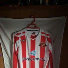 Coleccionismo deportivo: ORIGINAL | CAMISETA DE FUTBOL | TALLA S | SUNDERLAND AFC. Lote 152184586