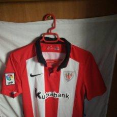 Coleccionismo deportivo: ORIGINAL | CAMISETA DE FUTBOL | TALLA S | ATHLETIC CLUB DE BILBAO. Lote 152185998