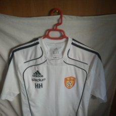 Coleccionismo deportivo: ORIGINAL | CAMISETA DE FUTBOL | TALLA S | FC DJURSHOLM (SUECIA) - HH - PLAYER WORN. Lote 152186758
