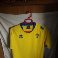 Coleccionismo deportivo: ORIGINAL | CAMISETA DE FUTBOL | TALLA S | CADIZ CF. Lote 152190710