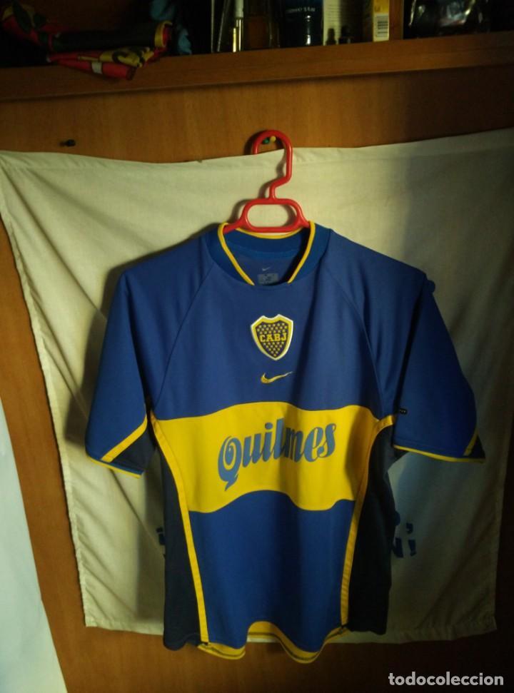 original - camiseta de futbol - talla s - boca - Comprar Camisetas de Fútbol en todocoleccion ...