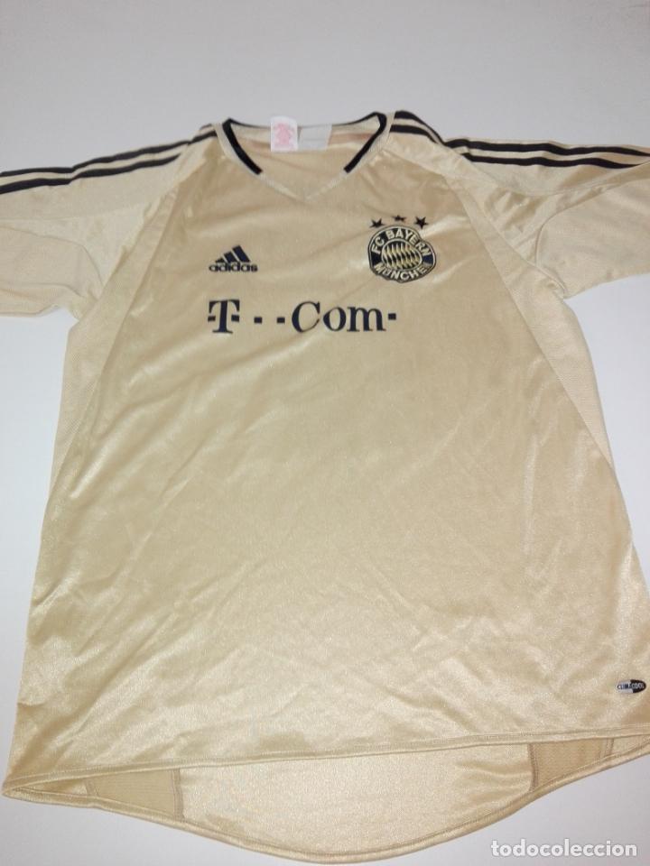 impaciente vaquero Incompetencia  camiseta futbol-roy makaay-bayer de munich-perf - Comprar Camisetas de  Fútbol en todocoleccion - 152441910