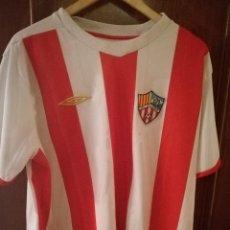 Colecionismo desportivo: VILASSAR DE MAR XL (DORSAL MAL ESTADO) FUTBOL FOOTBALL CAMISETA SHIRT. Lote 152639514