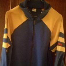 Coleccionismo deportivo: CADIZ CF MEYBA CHAQUETA JACKET VINTAGE CHANDAL TRACKSUIT EQU XL. Lote 153551774