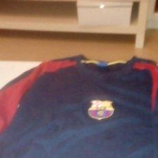 Coleccionismo deportivo: G-TN490W SUDADERA DE FUTBOL CLUB BARCELONA TALLA L. Lote 153595574