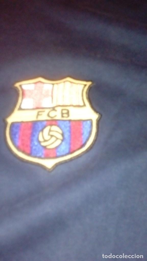 Coleccionismo deportivo: G-TN490W SUDADERA DE FUTBOL CLUB BARCELONA TALLA L - Foto 2 - 153595574