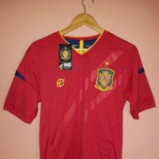 Coleccionismo deportivo: CAMISETA DE LA SELECCIÓN ESPAÑOLA DE FÚTBOL EUROCOPA 2012. Lote 154259089