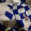 Coleccionismo deportivo: RCD ESPANYOL SHORTS CENTENARIO XL FUTBOL FOOTBALL . Lote 160071174