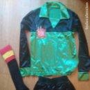 Coleccionismo deportivo: EQUIPACIÓN PORTERO ESPAÑA ANTIGUA. Lote 155065814