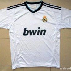 Coleccionismo deportivo: CAMISETA FÚTBOL REAL MADRID 2012/13 - ORIGINAL ADIDAS - CRISTIANO RONALDO - SHIRT FOOTBALL. Lote 155611906