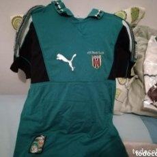 Coleccionismo deportivo: CAMISETA ANTIGUA CP MERIDA . POCO VISTA.. Lote 155709102