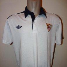Coleccionismo deportivo: POLO UMBRO SEVILLA CF. Lote 277298408