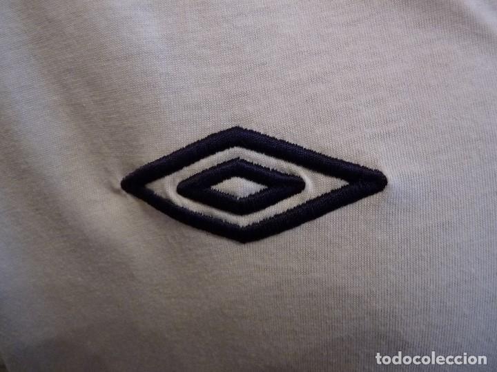 Coleccionismo deportivo: Polo Umbro Sevilla CF - Foto 4 - 277298408