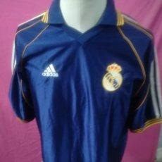 Coleccionismo deportivo: CAMISETA FUTBOL REAL MADRID TEKA ADIDAS. Lote 156266682