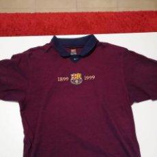 Coleccionismo deportivo: POLO FC BARCELONA 1999 CENTENARIO NIKE. Lote 156465202