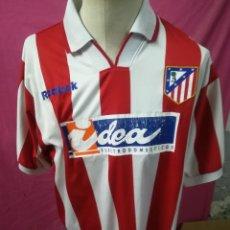 Coleccionismo deportivo: CAMISETA FUTBOL AT.ATLETICO DE MADRID IDEA REEBOK TALLA XL. Lote 156536650