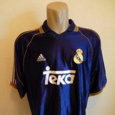Sports collectibles - Camiseta Adidas Real Madrid Teka - 156638266