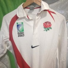 Coleccionismo deportivo: RUGBY ENGLAND POLO S CAMISETA SHIRT . Lote 156690694