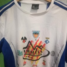 Coleccionismo deportivo: EXCURSIONISTA MAILLOT CATALUNYA XL CAMISETA SHIRT . Lote 156691602