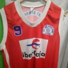 Coleccionismo deportivo: SAN RAMON NONAT BASKET VINTAGE BARCELONA XL CAMISETA SHIRT . Lote 156691866