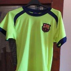 Coleccionismo deportivo: CAMISETA MESSI BARCELONA PRODUCTO OFICIAL TALLA 10. Lote 156701818
