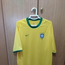 Coleccionismo deportivo: CAMISETA SELECCIÓN DE BRASIL.. Lote 159879026