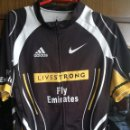 Coleccionismo deportivo: LIVESTRONG XXL FLY EMIRATES CICLISMO CICLISTA MAILLOT CYCLING JERSEY VINTAGE . Lote 159914474