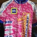 Coleccionismo deportivo: MALLORCA L CICLISMO CICLISTA MAILLOT CYCLING JERSEY VINTAGE . Lote 159914678