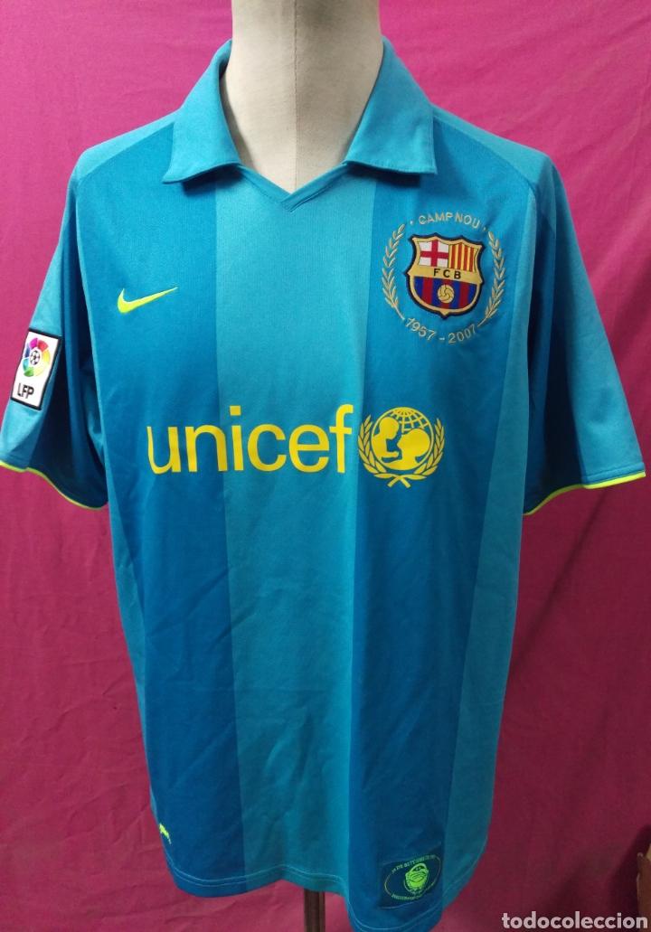 Borde Calma Confirmación  camiseta futbol original nike f.c. barcelona ca - Buy Football T-Shirts at  todocoleccion - 160287910