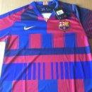 Coleccionismo deportivo: CAMISETA FC BARCELONA 20 ANIVERSARIO NIKE - TALLA S. Lote 160345762