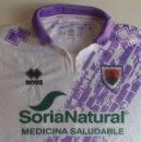 Coleccionismo deportivo: CAMISETA MATCH WORN NATALIO, CD NUMANCIA 15/16.. Lote 160558822