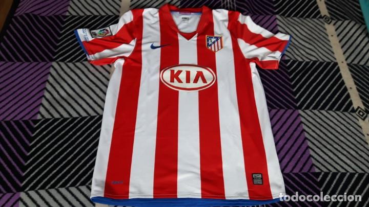 b7a4e58d2d673 Camiseta original y oficial club atletico de madrid temporada 2008 2009 08  09 - España -