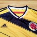 Coleccionismo deportivo: CAMISETA SELECCIÓN COLOMBIA WORLD CUP BRASIL 2014. Lote 160678046